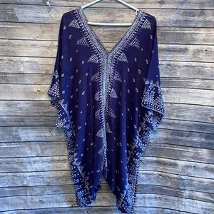 Wendy Bellissimo tunic top swimsuit cover up